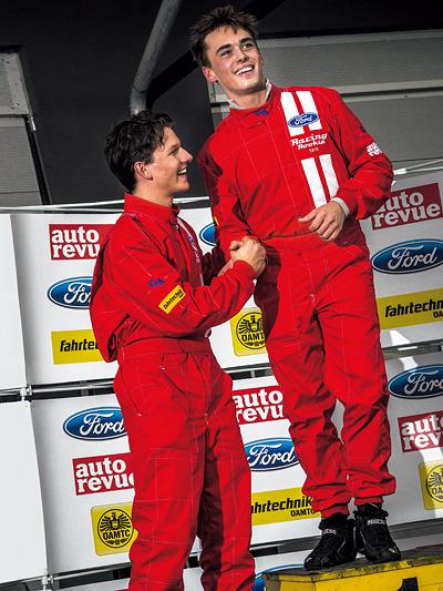 Racing Rookie Finale Melk 2012 Ford Oeamtc