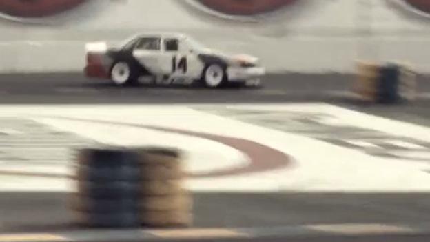audi 200 quattro Video Motorsport