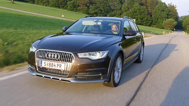Audi A6 Allroad Allrad Kombi Avant
