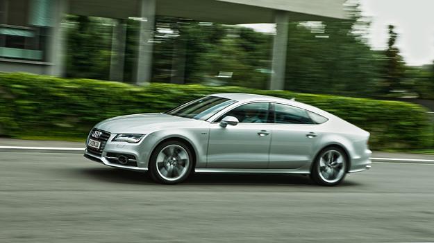 Audi S7 Sportback 4,0 TFSI quattro Test Fahrbericht