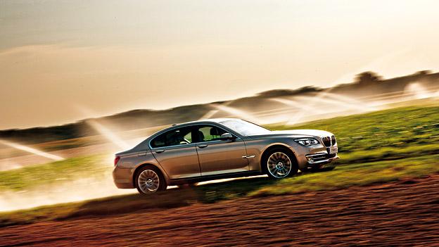 BMW 730d xdrive Test