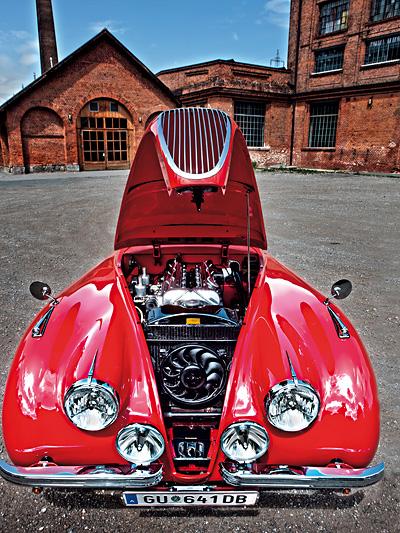 Jaguar XK 120 Oldtimer Gebrauchtwagen 1948