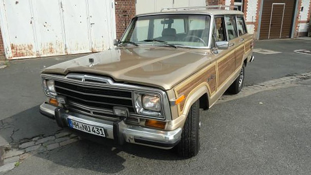 Jeep Grand Wagoneer Marie Walter White Breaking Bad