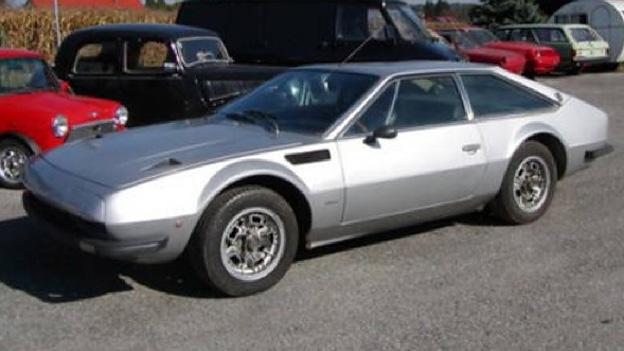 Lamborghini Jarama Oldtimer Gebrauchtwagen GT