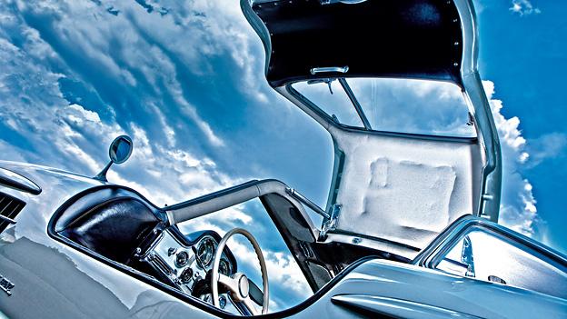 Mercedes-Benz 300 SL Coupe Roadster Klassiker Oldtimer Gebrauchtwagen
