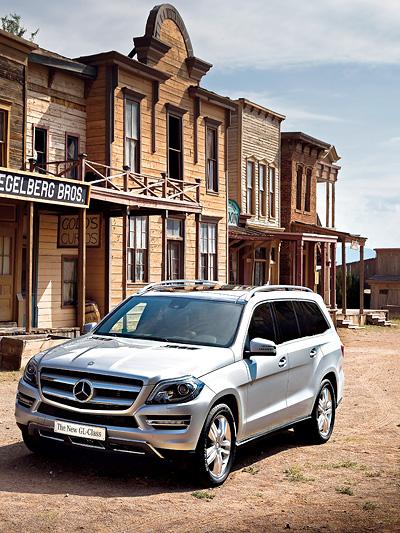 Mercedes-Benz Gl AMG SUV
