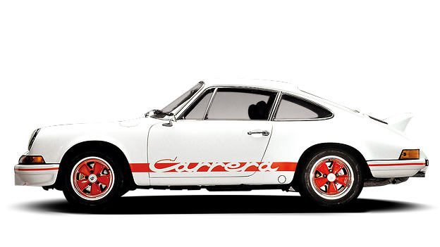 Was macht einen Neunelfer zum Carrera RS Porsche 911