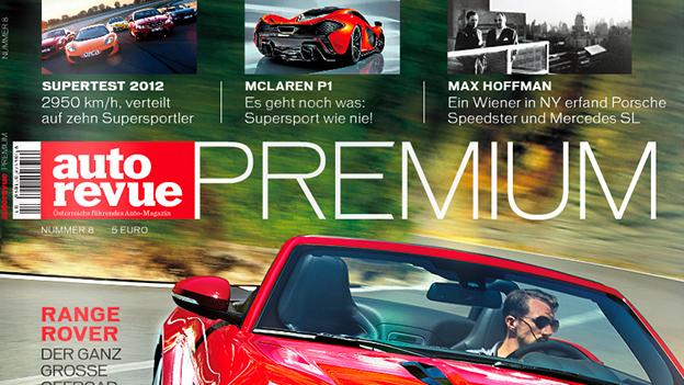Autorevue Premium 8