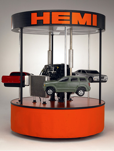 What can you hemi Chrysler Dodge
