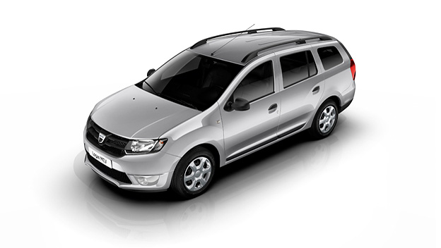 Dacia Logan MCV statisch vorne links