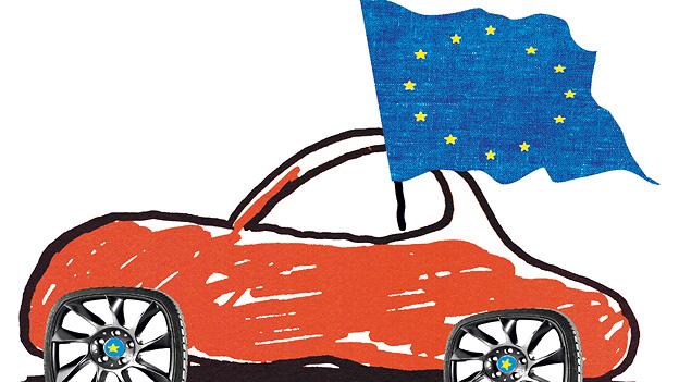 Autoabsatz Automarkt Krise Absatz