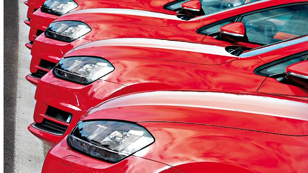 Autoabsatz Autokrise Automarkt Krise Europa