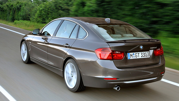BMW 3er GT 3GT Limousine