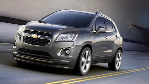 Chevrolet Trax SUV Opel Mokka