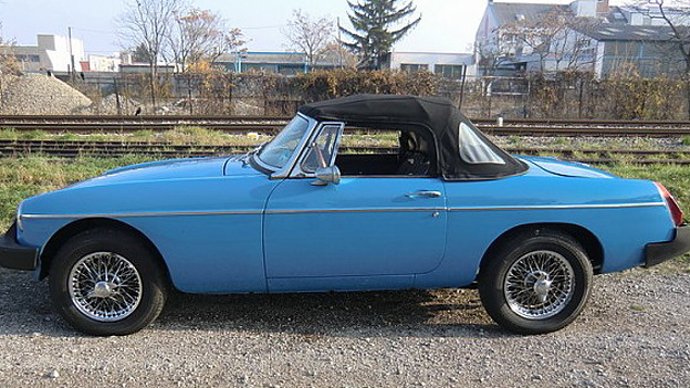 Oldtimer Gebrauchtwagen Kaufberatung Angebot MGB