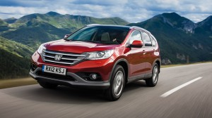 Honda CR-V 1,6 i-DTEC SUV 4x4 Allrad Offroad
