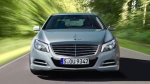Mercedes-BEnz S-Klasse Mercedes Luxuslimousine Luxus Limousine