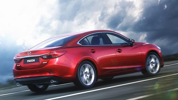 Mazda6 Mazda 6 Limousine Kombi