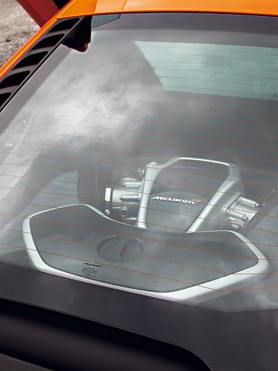 McLaren MP4-12c Test Fahrbericht Supertest Karl Wendlinger