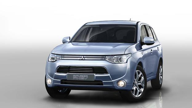 Mitsubishi Outlander Hybrid EV