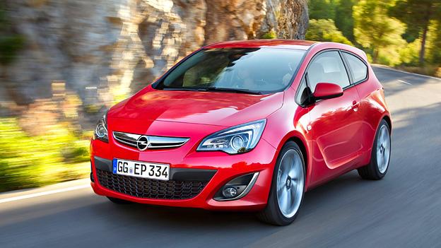 Opel Corsa Kleinwagen