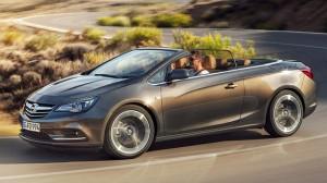 Opel Cascada Cabrio Cabriolet