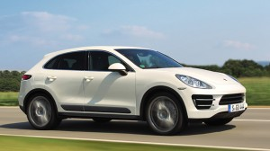 Porsche Macan Schulte