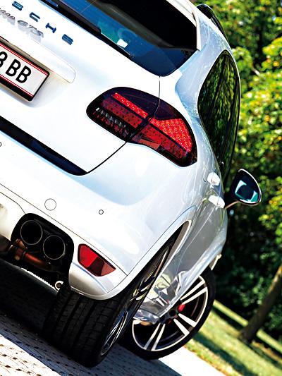 Porsche Cayenne GTS SUV