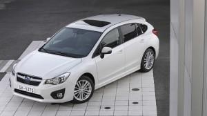 Subaru Impreza Dezember 2013