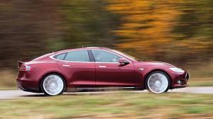 Tesla Model S Elektroauto Elektromotor