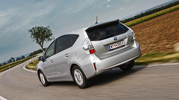 Toyota Pris+ Prius plus + Test Fahrbericht
