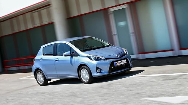 Toyota Yaris VVT-i Hybrid Lounge