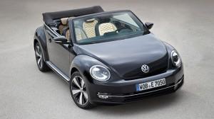 VW Volkswagen BEetle Cabrio Cabriolet