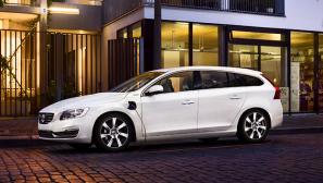 Volvo V60 Plug In Hybrid statisch