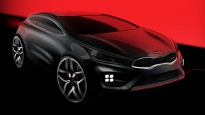 Kia Cee´d Ceed GT