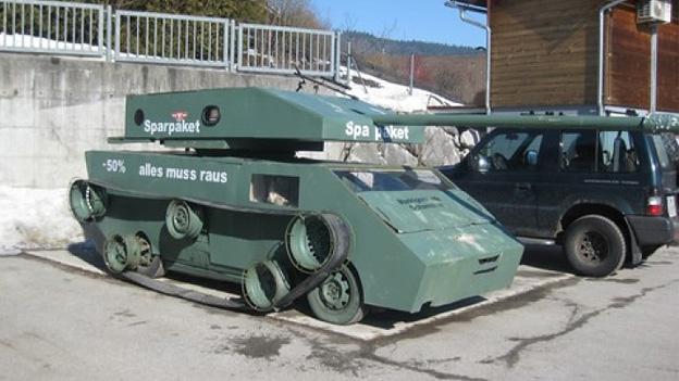 Audi quattro panzer karneval fasching oldtimer youngtimer gebrauchtwagen gebrauchtwagenkauf