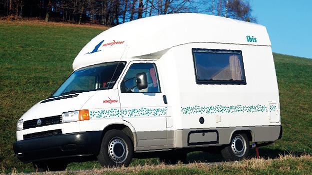 VW Volkswagen T4 Bus Wingamm 500 Ibis Wohnmobil