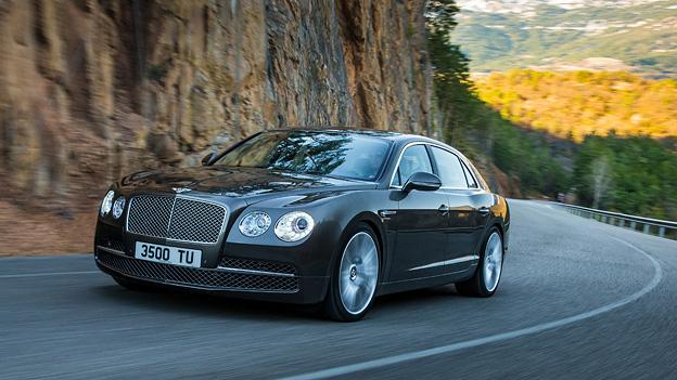 Bentley Flying Spur News Luxus Expensive Teuer Geld Zwölf Zylinder Zwölfzylinder