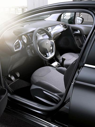 Citroën C3 Citroen Neu Facelift überarbeitete 2013