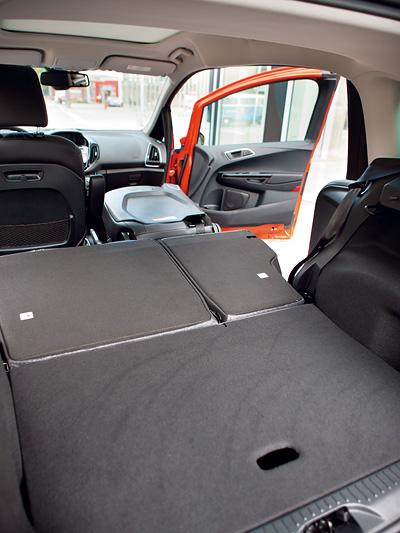 Ford B-Max 1,6 TDCi Titanium Fahrbericht Test