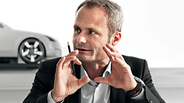 Audi Concept Crosslane Designchef Wolfgang Egger Interview Zukunft Future Lab
