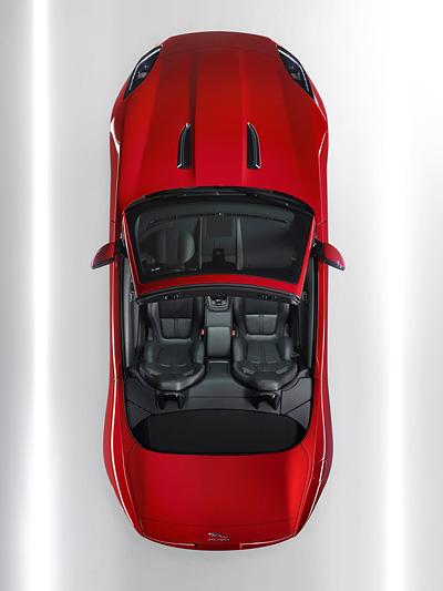 Jaguar F-Type E-Type Nachfolger Roadster