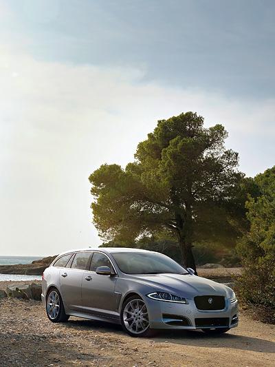 Jaguar XF Sportbrake Kombi Testbericht