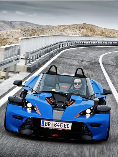 KTM X-Bow GT Dach Scheibe Koferraum Heizung Nordschleife Glavinic