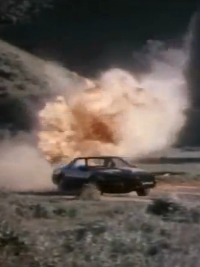 Knight Rider KITT Pontiac Firebird Transam David Hasselhoff