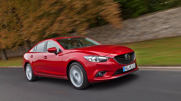 Mazda 6 Mazda6 Kombi Limousine 14:1 14 zu 1 Skyactive