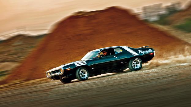Plymouth Road Runner GTX Roadrunner Christian Clerici Mopar Musclecar muscle car oldtimer Tuning