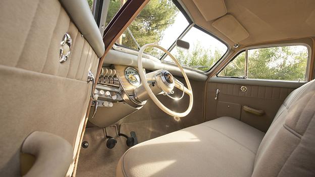 Preston Tucker Oldtimer Gebrauchtwagen Auktion USA US Amerika