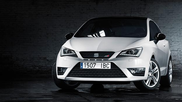Seat Ibiza Cupra Spanien Marke GTI Marktanteil