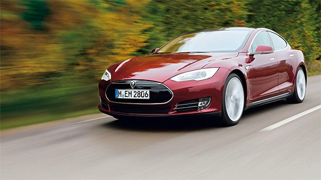 Tesla Model S Elektroauto Alternativer Antrieb Öko Umweltfreundlich Strommix